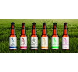 Caja de 24 con Harvest Ale, Elige tu Combinación