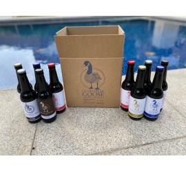 Caja de 10 Botellas 33cl. 30€ Transporte Incluido